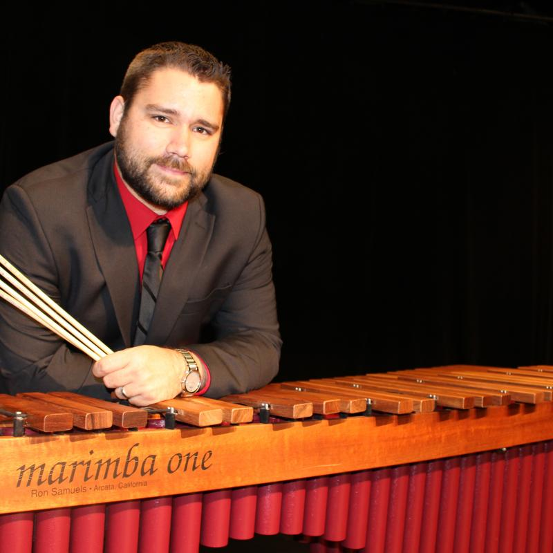 """""""I have owned my Marimba One™ since 2009 and I am still in awe of the craftsmanship that went into the construction of my instrument. The sound is unmatched and the feel is incredible. That's why I choose to play Marimba One™."""""""